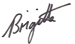 Brigitte Weeks Signature #1