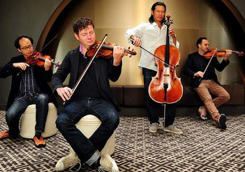 The Flux Quartet in Concert April 27
