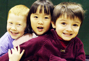 HOMEPAGE Preschool-2 boys and 1 girl