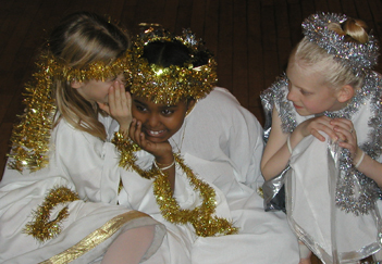 The Christmas Pageant Takes Place Dec. 24