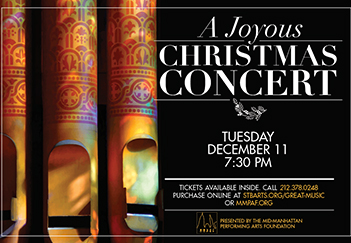 HOMEPAGE MMPAF Joyous Christmas Concert 2012 v2 - taken from banner image by...