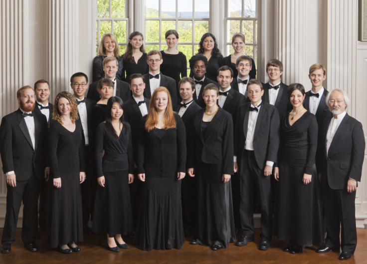 MMPAF Yale Schola Cantorum