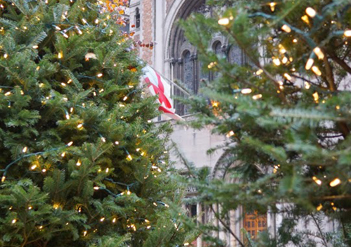 Plan Ahead for Christmas Services