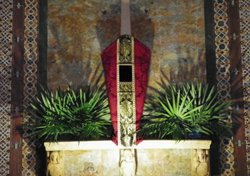 Palm Sunday is March 29