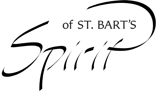 SPIRIT OF ST. BART'S logo 1