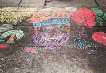 Photos: Crossroads Family Chalk Day
